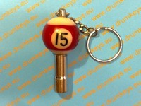 Billiard Ball Drum Key