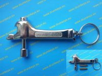 CANNON Drum Key and Bottle Opener