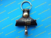 PROFESSIONAL DRUM SHOP Drum Key Keychain