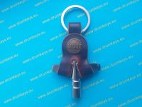TACKLE Drum Key Keychain